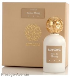 Simimi - Blanc de Zhang for woman 100 мл