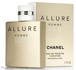 Chanel - Туалетная вода Allure Homme Edition Blanche 100 мл
