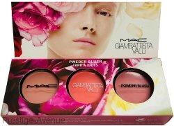 Румяна M.А.C. Fard a Joues Giambattista Valli Powder Blush 18g