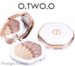 Хайлайтер O.TWO.O Highlight Powdery Cake 10g (арт. 1001)