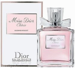 Christian Dior - Туалетная вода Miss Dior Cherie Blooming Bouquet 100 мл