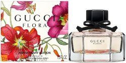 Gucci - Туалетная вода Flora by Gucci Anniversary Edition 75ml 75 мл