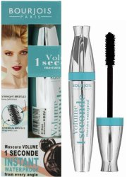 Тушь для ресниц Bourjois Volume 1 Seconde Instant Waterproof 12 ml