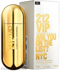 Carolina Herrera 212 VIP for women 80 мл Made In UAE