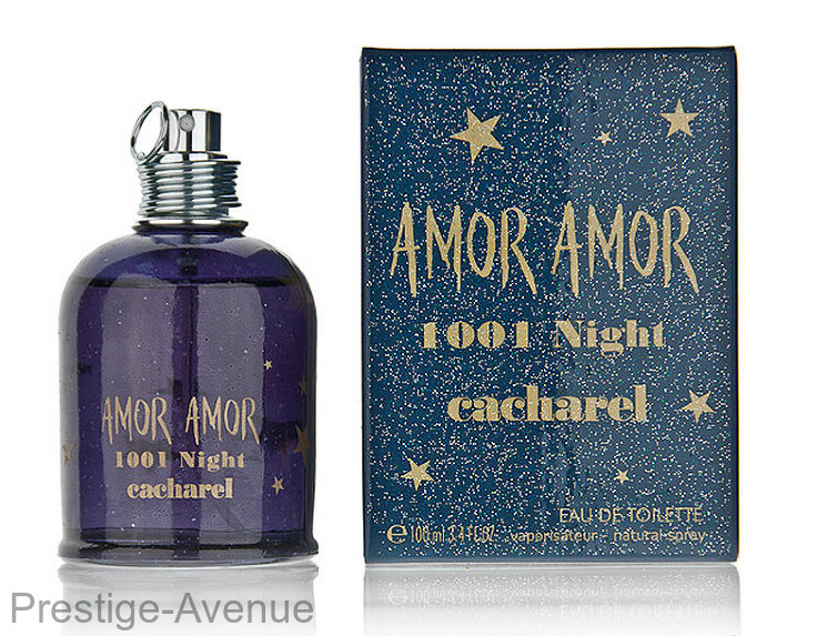 Cacharel - Туалетная вода Amor Amor 1001 Night 100 ml (w)