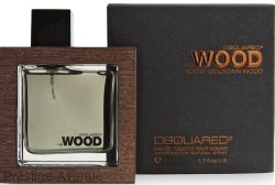 Dsquared2 - Туалетная вода He Wood Rocky Mountain Wood 100 мл