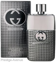 Gucci - Туалетная вода Gucci Guilty Stud Limited Edition Pour Homme 90 ml