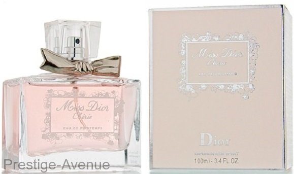 Christian Dior - Туалетные духи Miss Dior Cherie eau de Printemps 100 ml