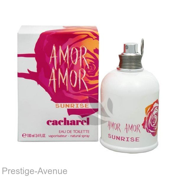 Cacharel - Туалетная вода Amor Amor Sunrise 100 ml (w)