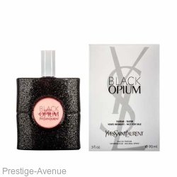 Тестер: Yves Saint Laurent Black Opium 90 мл
