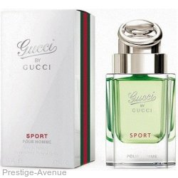 Gucci - Туалетная вода Gucci by Gucci Sport Pour Homme 90 ml.