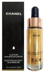 Жидкий хайлайтер Chanel Custom Enhancer Drops 15ml