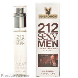 Carolina Herrera  - 212 Sexy Men  -  феромоны 45 мл