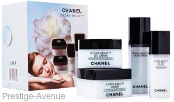 Набор кремов Chanel Hydra Beauty 4 в 1
