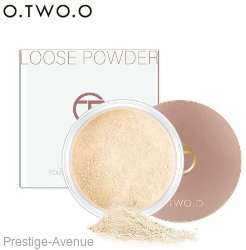 Рассыпчатая пудра O.TWO.O Loose Powder 15g арт.9127
