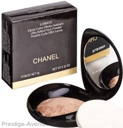 Пудра Chanel Luminys NeW 9g (запеченная)