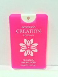 Creation Pink Premium Women 20ml