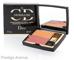 Румяна Christian Dior Blush pudre couler & lumiere glowing color powder blush