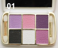Тени Christian Dior jadore palette fards a paupieres 6 colour eyeshadow