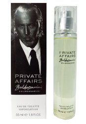 Baldessarini Private Affairs edt феромоны 55 мл