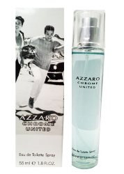 Azzaro Chrome United edt феромоны 55 мл