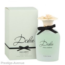 Dolce & Gabbana - Туалетная вода Dolce Floral Drops 75 мл