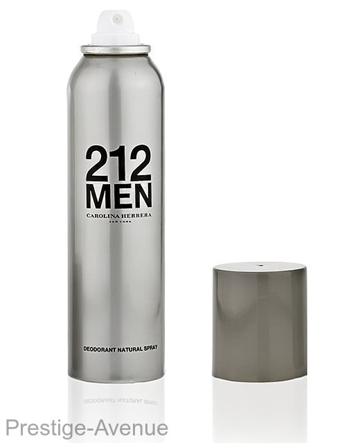 Дезодорант Carolina Herrera 212 Men 150 ml.