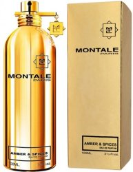 Парфюмерная вода Montale Amber & Spices 100 мл
