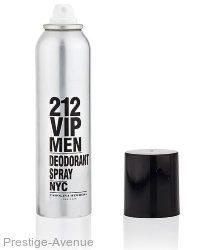 Дезодорант Carolina Herrera 212 VIP Men 150 ml.