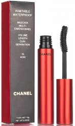 Тушь для ресниц Chanel Inimitable Waterproof 10 noir 10 g