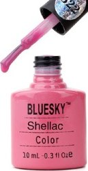 Shellak Bluesky Nail Gel Color Гель лак 10 мл