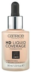 Тональная основа Catrice HD Liquid Coverage Foundation 30 мл