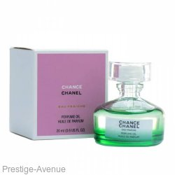 "Парфюмированное масло Chanel ""Chance Fraiche"" Perfume Oil 20 ml  Made In UAE"