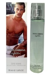 Dolce & Gabbana Light Blue Pour Homme edt феромоны 55 мл