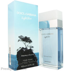 Dolce & Gabbana - Туалетная вода Light Blue Dreaming in Portofino 100 ml (w)