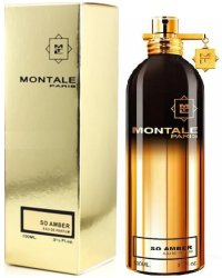 Парфюмерная вода Montale So Amber 100 мл