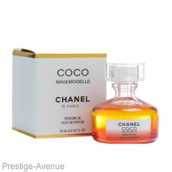 "Парфюмированное масло Chanel ""Coco Mademoiselle"" Perfume Oil 20 ml  Made In UAE"