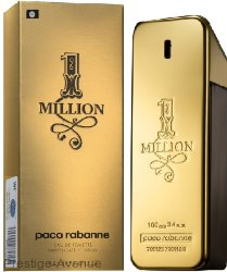 Paco Rabanne One Million for Men 100 мл Made In UAE