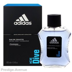 Adidas Ice Dive for men 100 мл