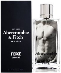 Abercrombie & Fitch  Fierce Cologne 100 мл.