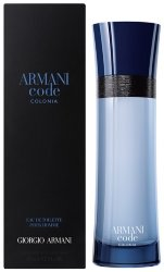 Giorgio Armani - Туалетная вода Armani Code Colonia for men 125 ml
