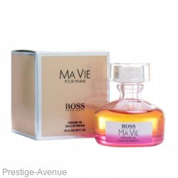 "Парфюмированное масло Hugo Boss ""Ma Vie"" Perfume Oil 20 ml  Made In UAE"