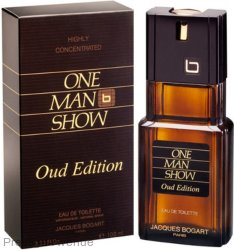 Jacques Bogart - Туалетная вода One Man Show Oud Edition 100 мл