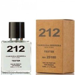 Тестер Carolina Herrera 212 For Women eau de parfum 50 мл