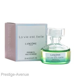 "Парфюмированное масло Lancome ""La Vie Est Belle"" Perfume Oil 20 ml  Made In UAE"