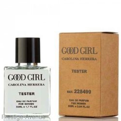 Тестер Carolina Herrera Good Girl eau de parfum 50 мл