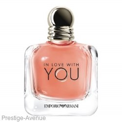 Giorgio Armani In Love With You for women 100 ml