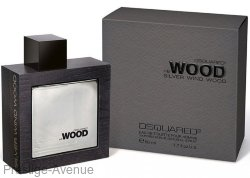 Dsquared2 - Туалетная вода He Wood Silver Wind Wood Pour Homme 100 мл