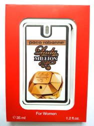 Paco Rabanne - Lady Million for Woman 35 мл