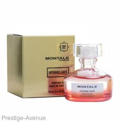 "Парфюмированное масло Montale ""Intense Cafe"" Perfume Oil 20 ml  Made In UAE"